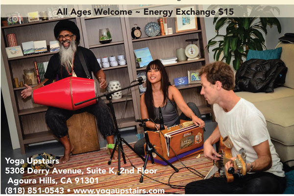 Community Kirtan – Yoga Upstairs
