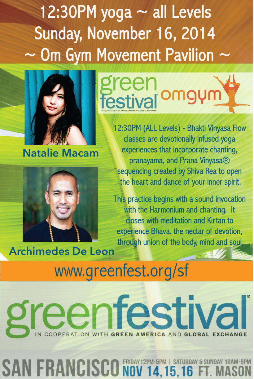 Green Fest ~ San Francisco