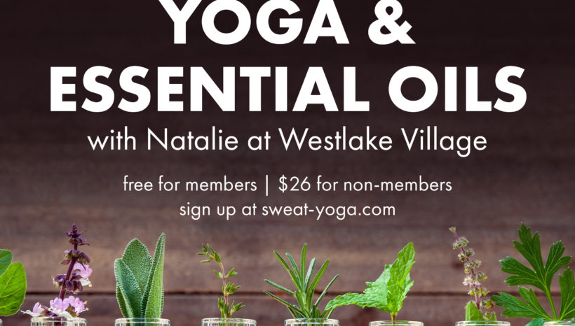 Yoga & Essential Oils