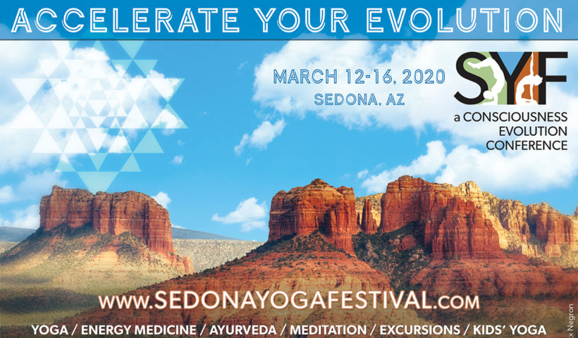 Join Natalie at Sedona Yoga Festival