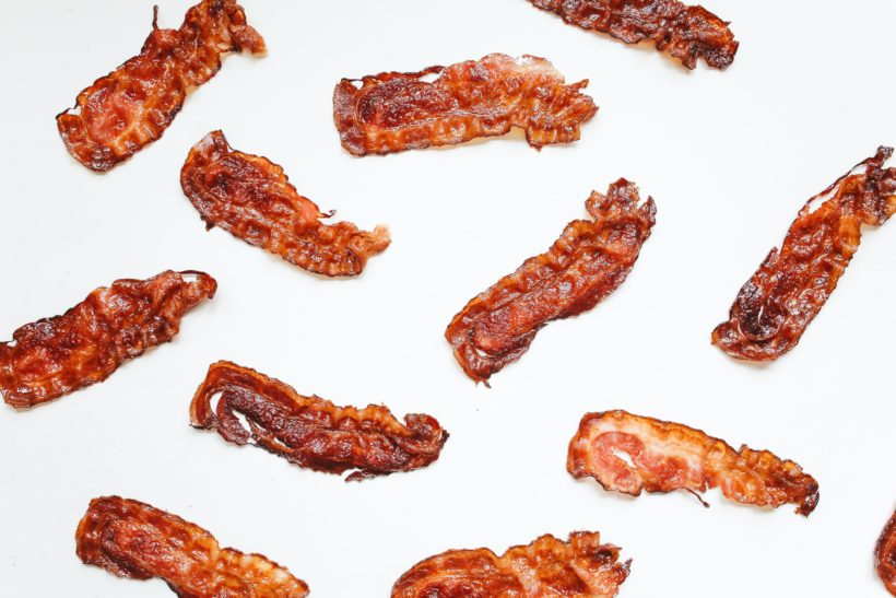 Perfectly Crisp Bacon