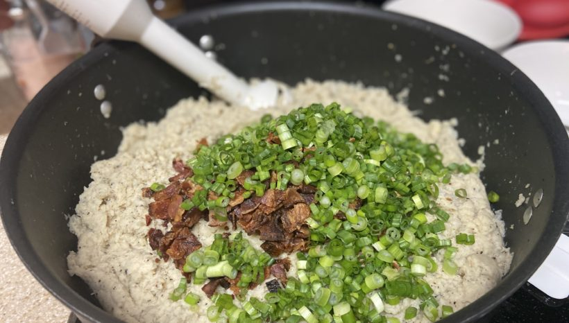 Cauliflower Mash {Paleo, Keto, Whole30}